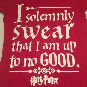 Tops - Harry Potter Tee size large